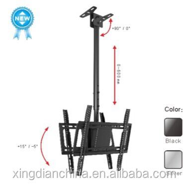 ceiling tv mount 55 inch purpose flip bracket