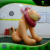 2 m Yellow Inflatable Lion Toy Customized animal Inflatable Cartoon Promotion Item Factory Price