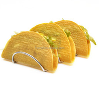 Tray Type and Accept Custom Order disposable taco holders
