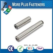 Made In Taiwan Spring Dowel Pin