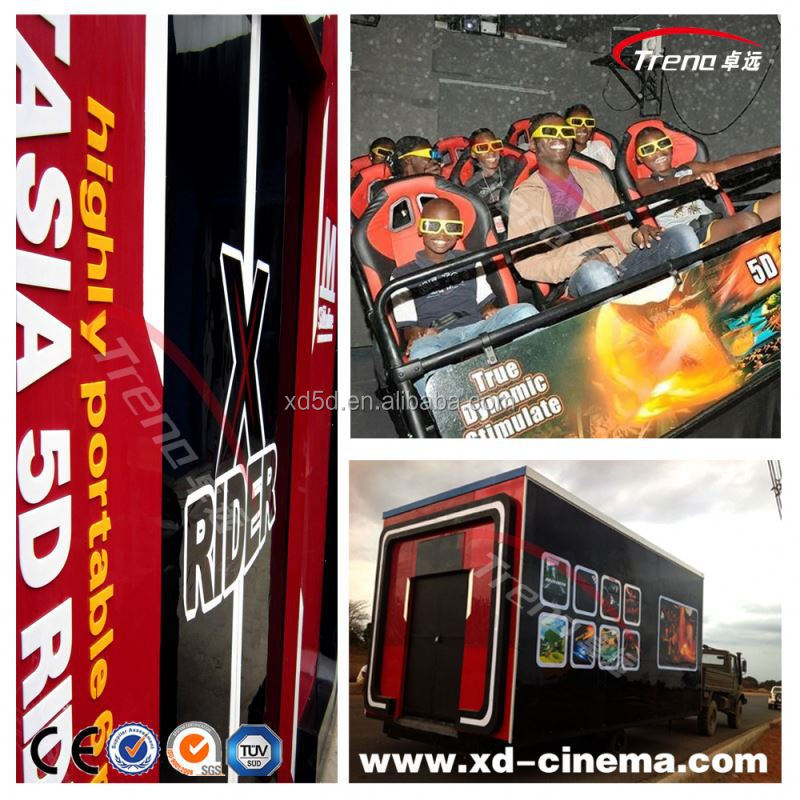 Excellent 5d theater play ground equipment 5d cinema business plan