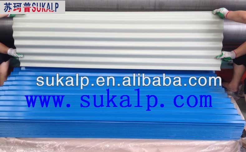 Colored galvanized Steel Sheet