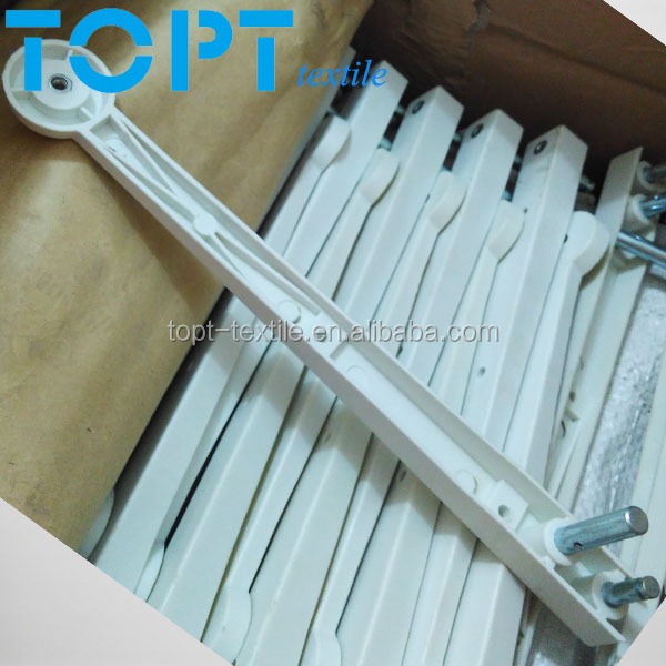 Barmag doffing arm/lever in texturing machine spare parts
