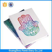 2017 Custom Cheap Wholesale A5 Size Paper Notebook