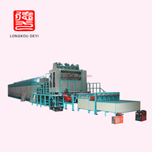 automatic pulp egg tray mould forming machine