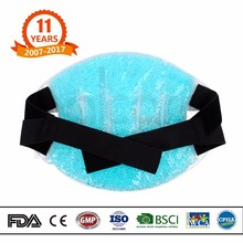 Physical therapy apparatus pearl packing pain relief ice pack belt waist wrap