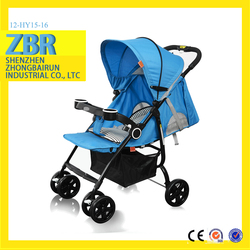 easy to fold peg perego baby stroller