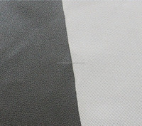 stocklot 1 million meters black color DE90 Durable Furniture making material sofa pu leather
