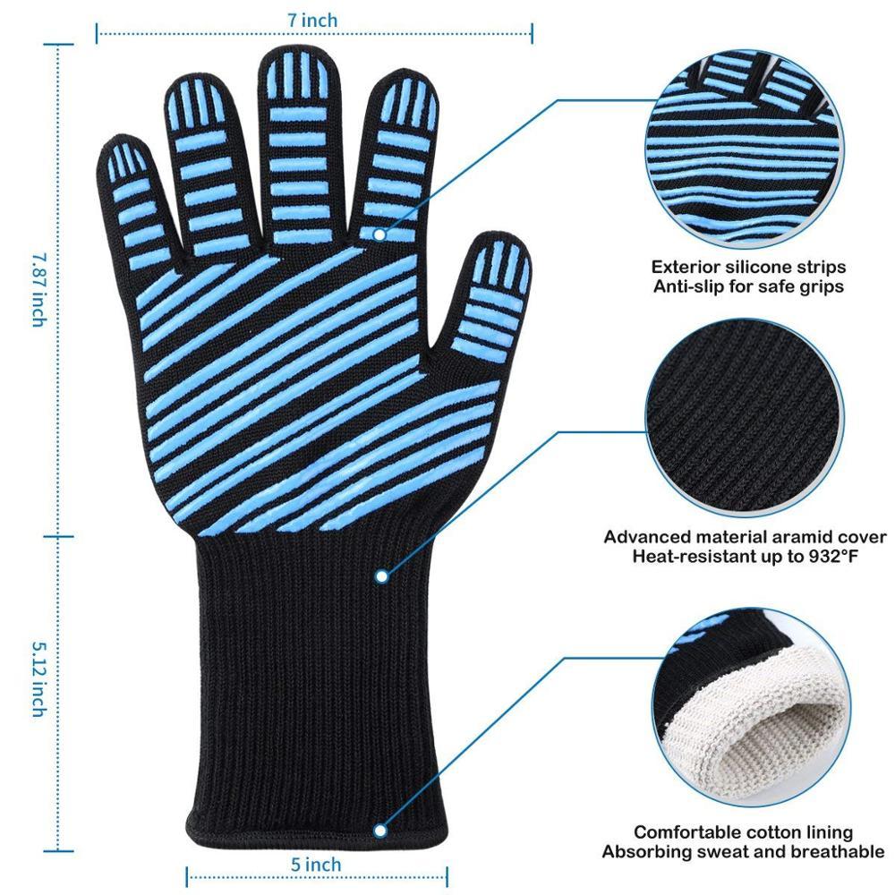 Wholesale heat resistant rubber gloves - Online Buy Best heat ...