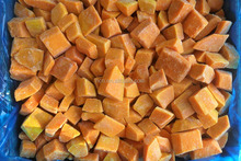 Chinese High Quality/Best Price IQF Frozen Pumpkin