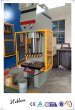 Main Technical Parameters Single -column Hydraulic Press With Touch Panel