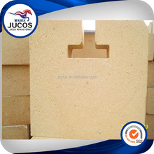 Waterproof and fireproof fire clay brick
