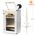 Factory direct sale 3d Printers, MingDa MD-6L large industrial 3d-printer for plastic prototypes