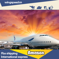 FBA Amazon Services door to door international shipping rates, China shipping agent to USA Canada UK