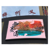 Big Advertising Billboard price Electronic P8 Outdoor LED Board Display/LED Wall Screen/LED Digital Signage