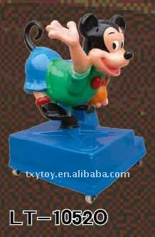 Happy coin rocking machine -Mickey Mouse LT-1052O
