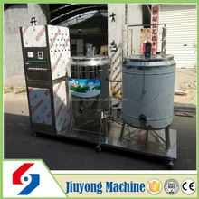 2016 hot sell world famous pasteurization of milk machine