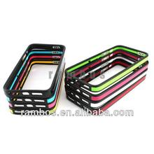 For iPhone 5 Double Color Bumper Cell Phone Frame Cover Protector Case