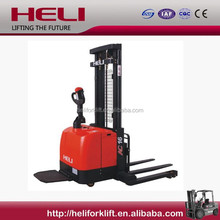 China Top1 Brand Heli 2 ton electric powered pallet stacker