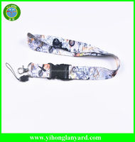 paypal accept custom Lanyards for Card Holder,promotion item polyester lanyard