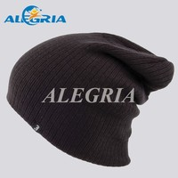 Custom jacquard knit free cheap ski winter hat