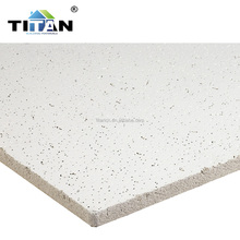 595*595MM Acoustic Mineral Fiber Ceiling Tiles