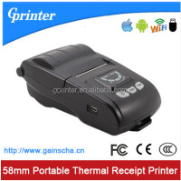 Gprinter 58mm Portable handheld mini mobile thermal receipt printer with wifi and Lithium battery