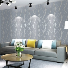 Decorative mural PVC vinyl suede wallpaper 3d <strong>designs</strong> in pakistan
