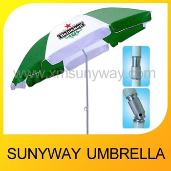Advertising Beach Umbrella (Tilt)