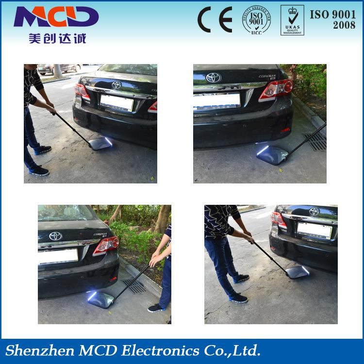 2017 latest Convex Under Vehicle Security Inspection Mirror, Under Vehicle Inspection System,Vehicle Inspection Equipment