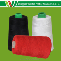 Waterproof terylene spun thread for book spine binding