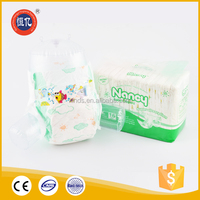 ultra-thin disposable baby diaper in bulk