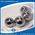 Made in China chrome hardened steel balls of ISO9001 Standard
