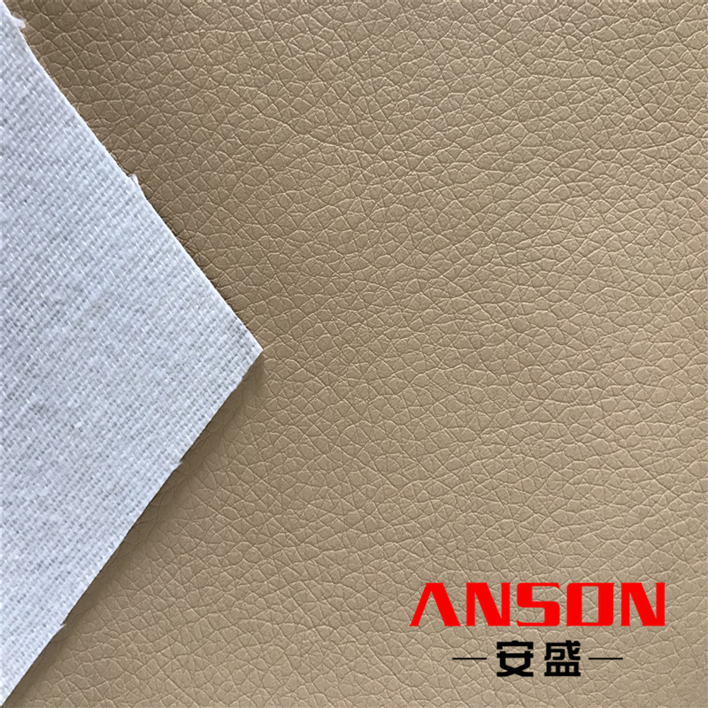 exquisite technique suede pu fruit leather raw material for sale