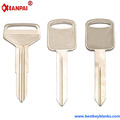 F214 Kinds of For Car key Blanks FORD-40R Suppliers