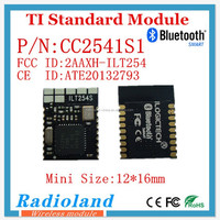 Wireless-lost CC2541S Bluetooth BLE module 4.0 low cost long range rf transceiver moduleCC2540