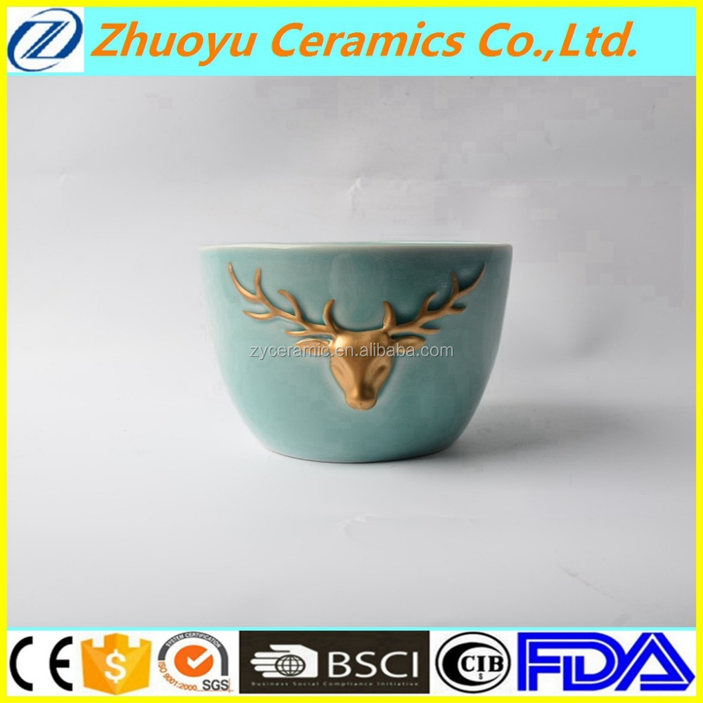Elegant Ceramic Porcelain Decoration Flower Pot