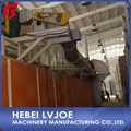 paper faced gypsum board equipment made by 11 years' golden supplier