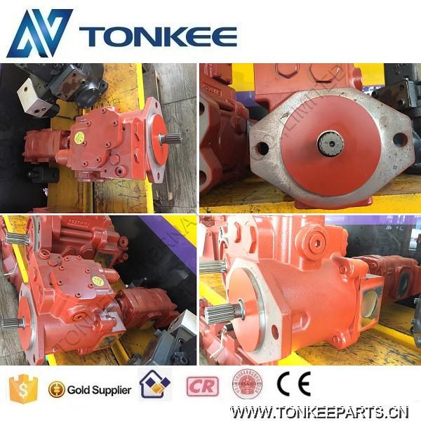 K3SP36B Main Hydraulic Pump for Excavator SK80SR
