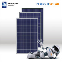 Polycrystalline solar panel with polycrystalline silicon solar cell price 250W 24V