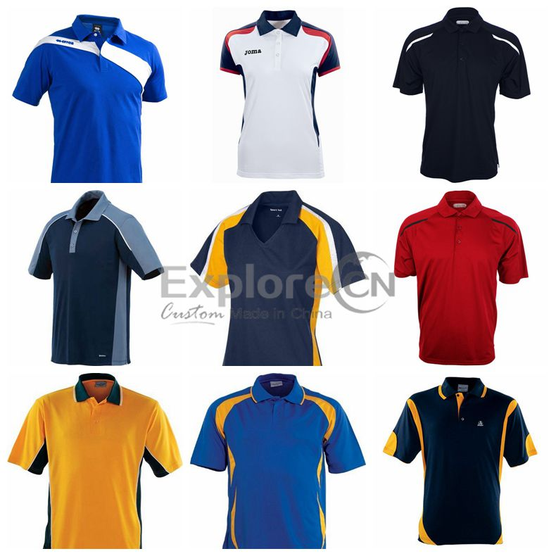 Polo Shirt Uniform Design
