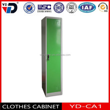 3 doors colorful storage steel locker ,godrej almirah designs, steel office cabinet for Germany market