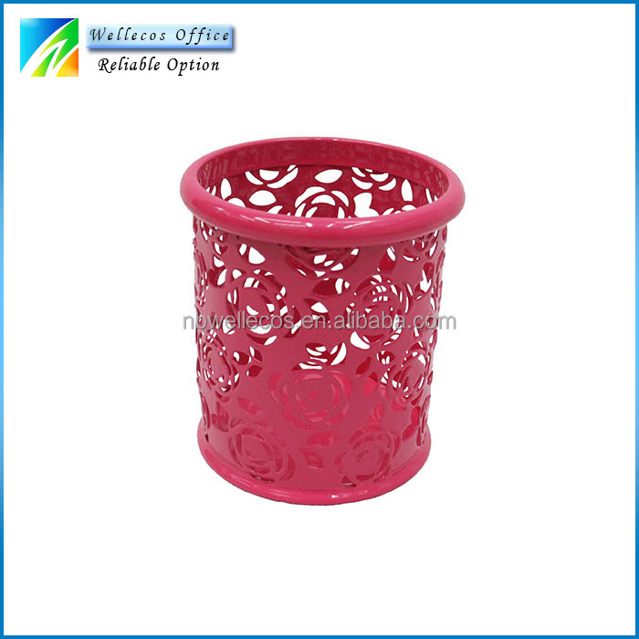 pen container cheap price wholesale,custom different size pen pot