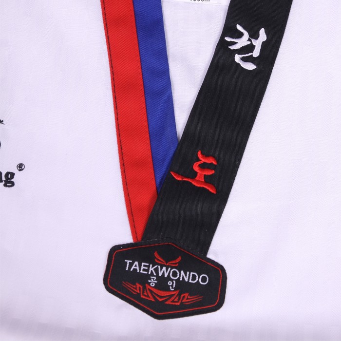 Martial arts sports kids taekwondo uniform tkd uniform