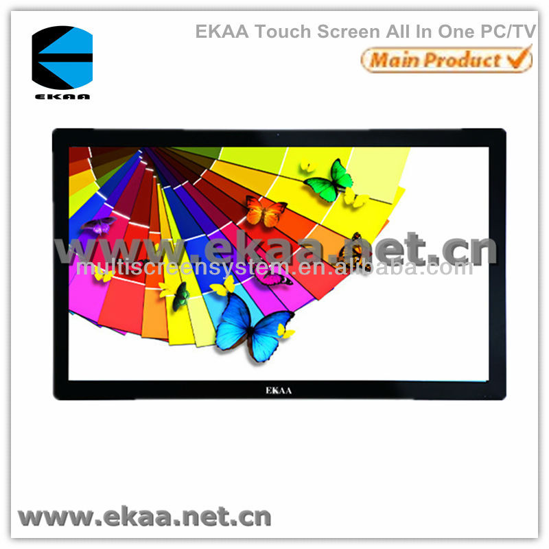 Fantastic Visual Enjoy!!! 55inch Super Slim all in one tv pc computer