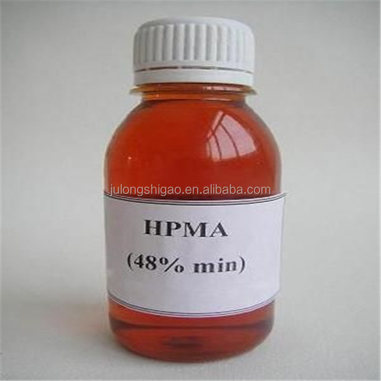 Water Treatment Chemicals in Boiler Water Treatment HPMA 50%