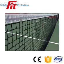 double braided tennis net
