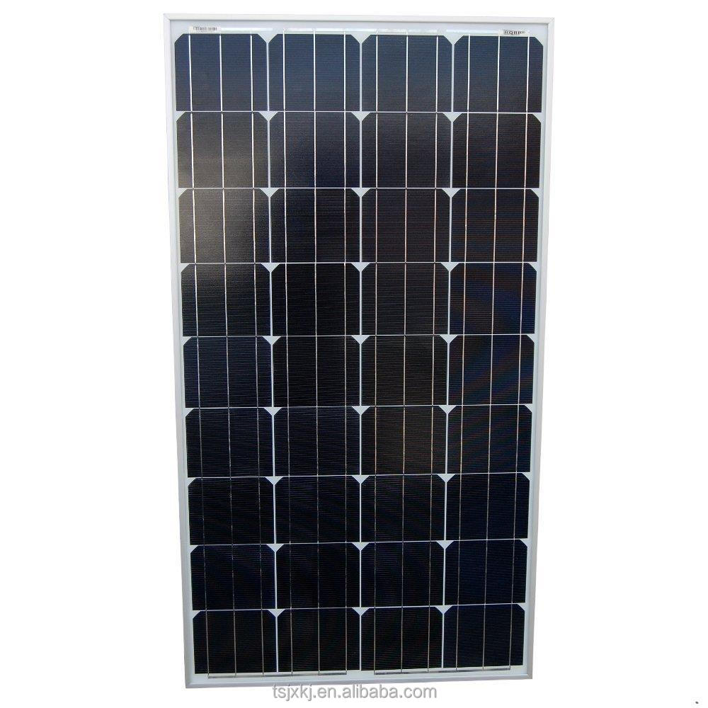 Factory Price Mono PV Module monocrystalline solar panel with CE, ISO, TUV, CEC certificates
