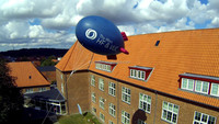advertising inflatable rc blimp,cheap price flying airship for sale
