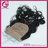 dyeable vogue natural wave silk base closure convenient lace closure silk top judge of brazilian hair alibaba express